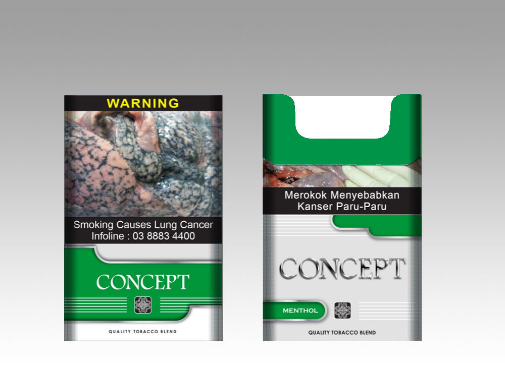 Concept 20s_Menthol - Malaysia