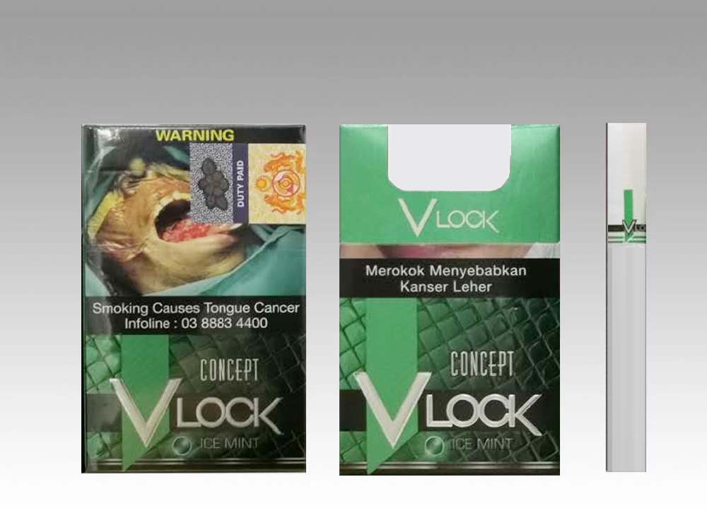 Concept Vlock_Ice Mint  Malaysia